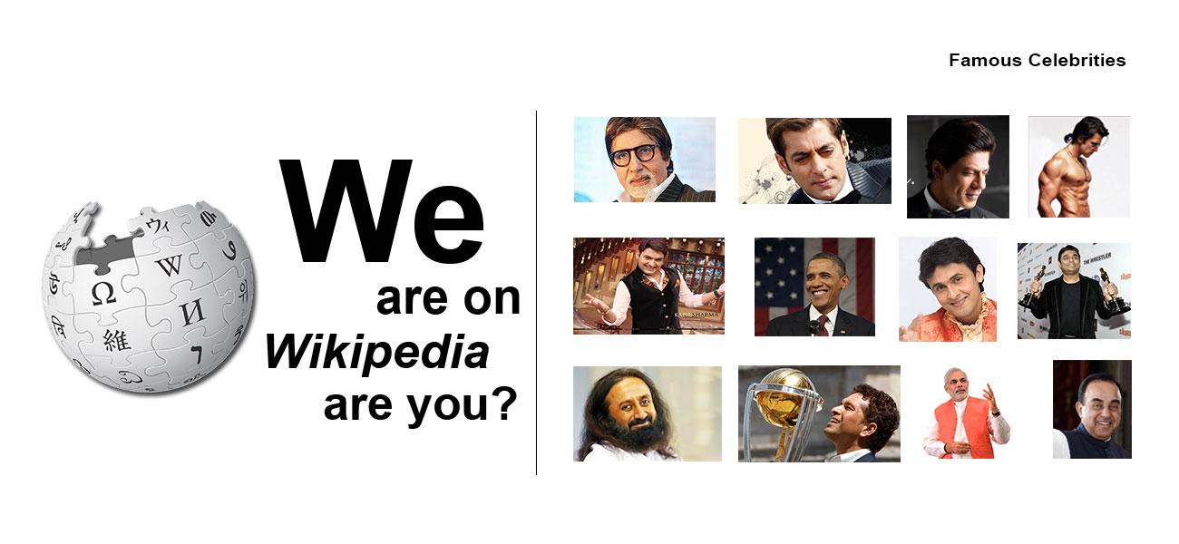 Wikipedia-page